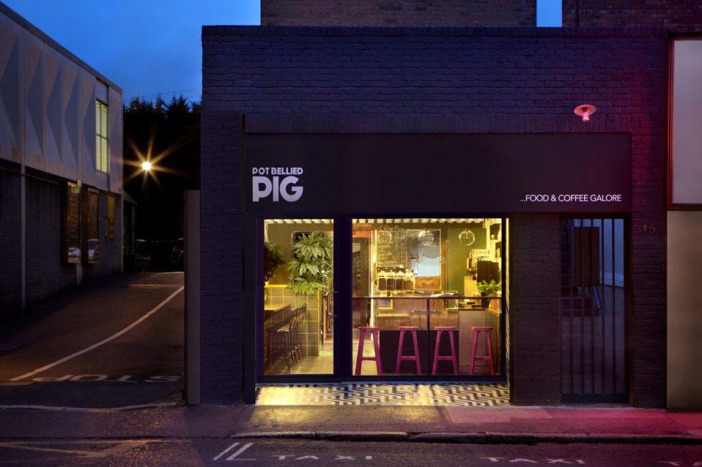 l'anno del maiale architettura