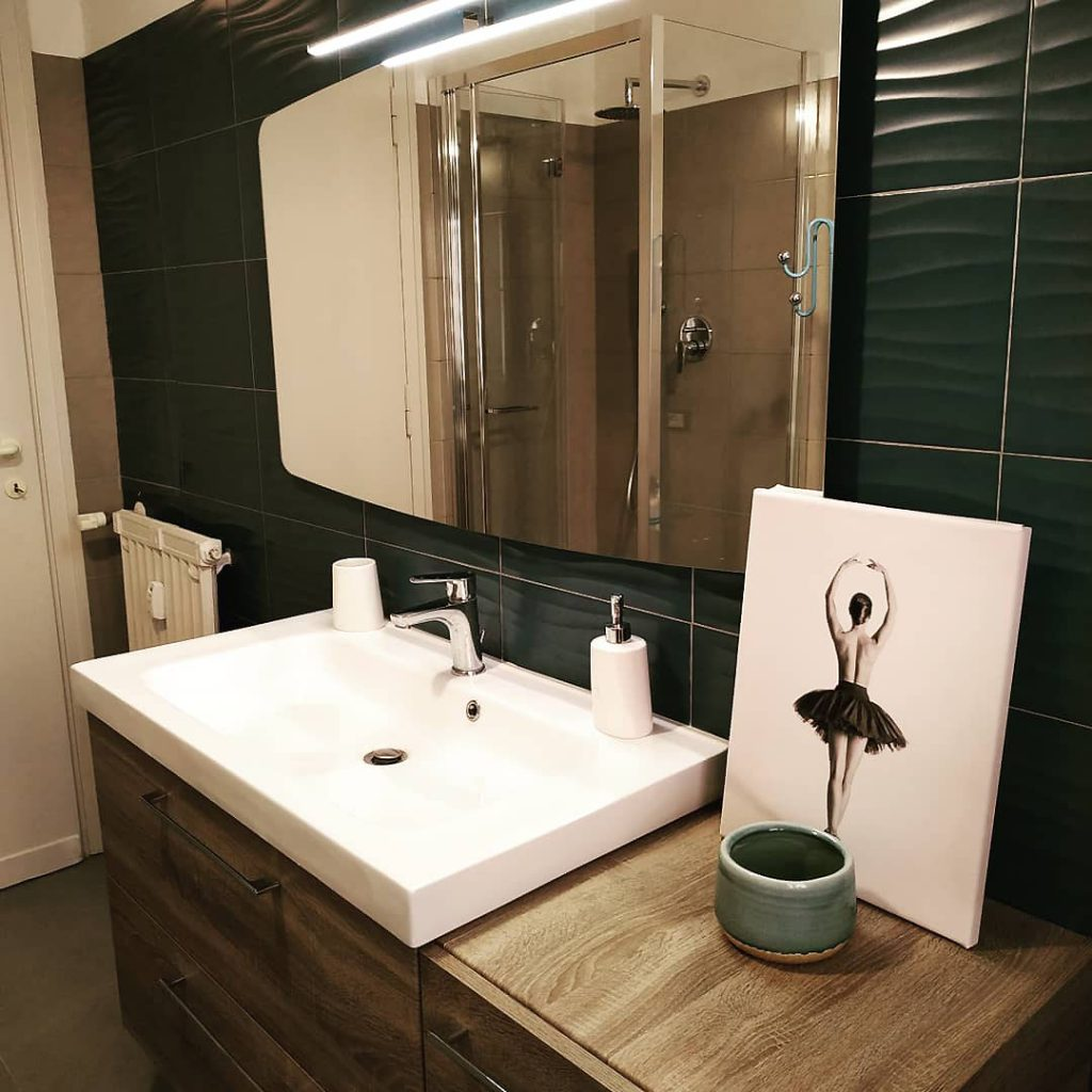 home staging bagno