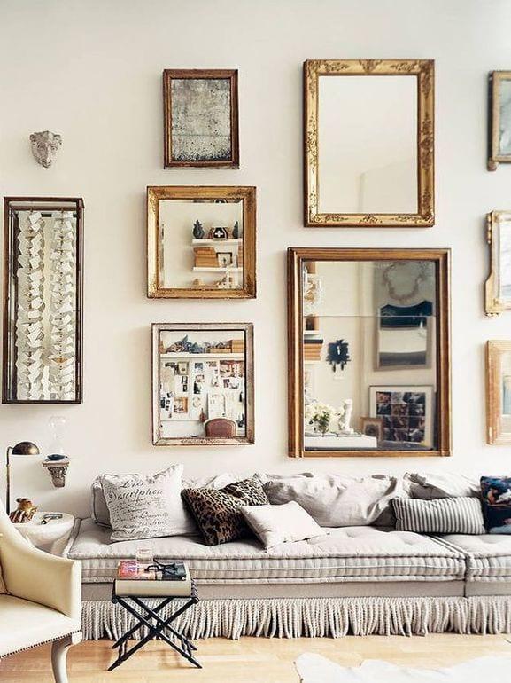 Specchio specchio delle mie brame architettura e design for Arredare una parete