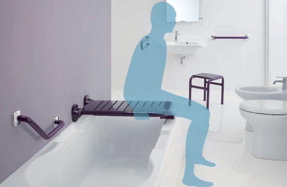 Accessori Vasca Da Bagno Per Disabili.Accessori Vasca Per Anziani 1 Architettura E Design A Roma