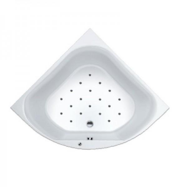 vasca da bagno idromassaggio angolare
