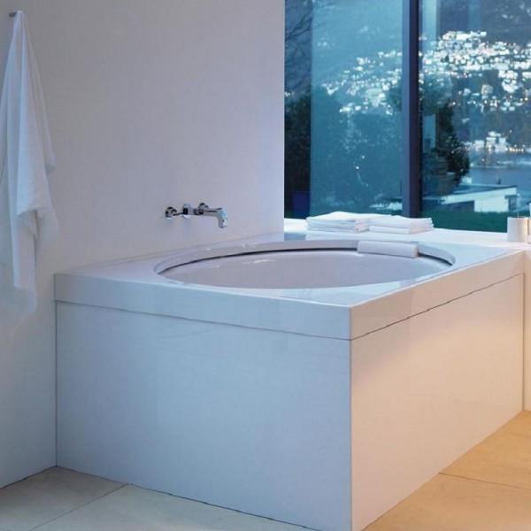 vasca da bagno idromassaggio tonda