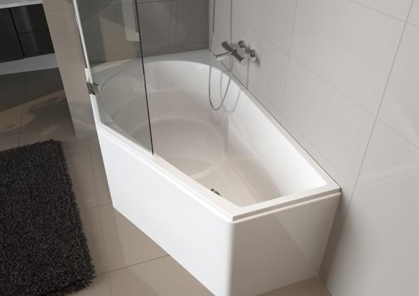 vasca da bagno sagomata