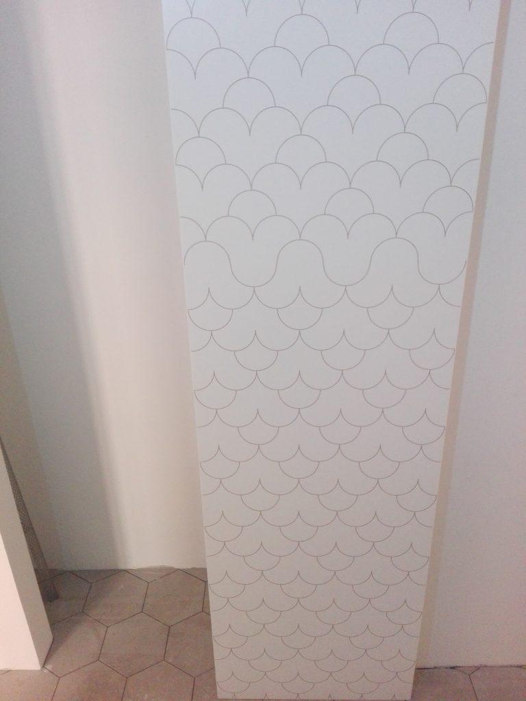 fasi della ristrutturazione appartamento, realizzazione armadio a muro