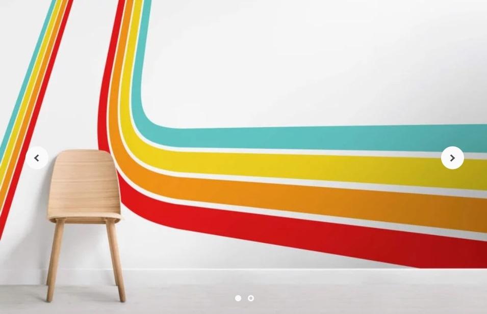 Raimbow design