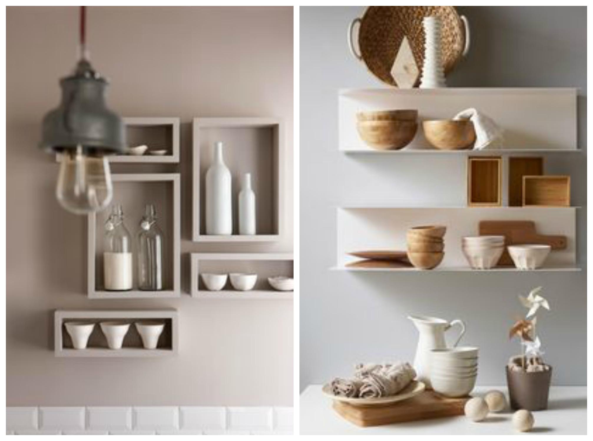 idee-per-decorare-parete-cucina-con-awesome-decorare-parete ...