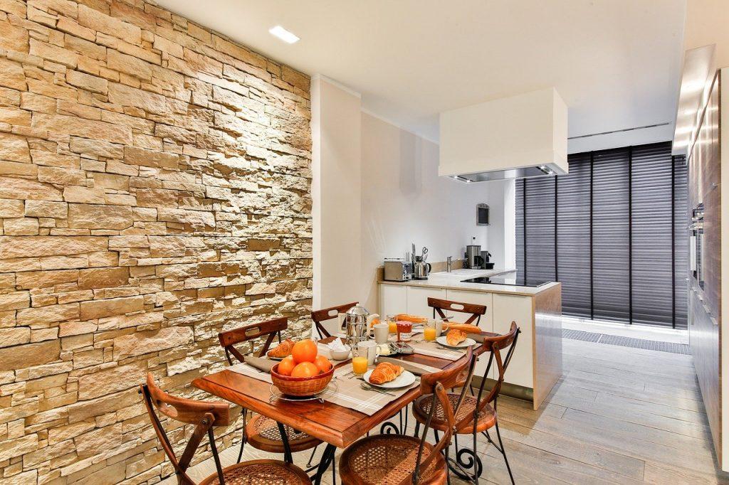 Come Arredare La Cucina A Vista Nella Zona Giorno Architettura E Design A Roma
