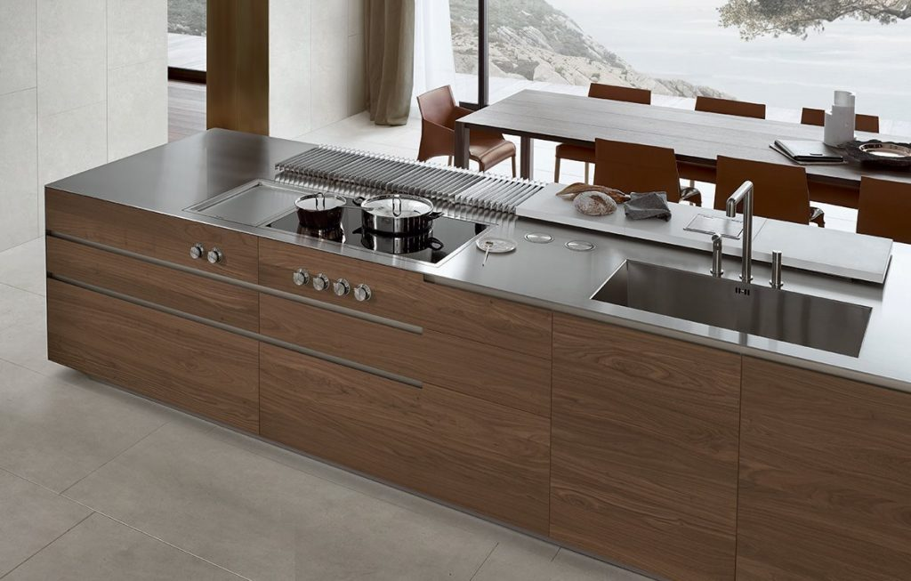 soluzioni di design per le cucine