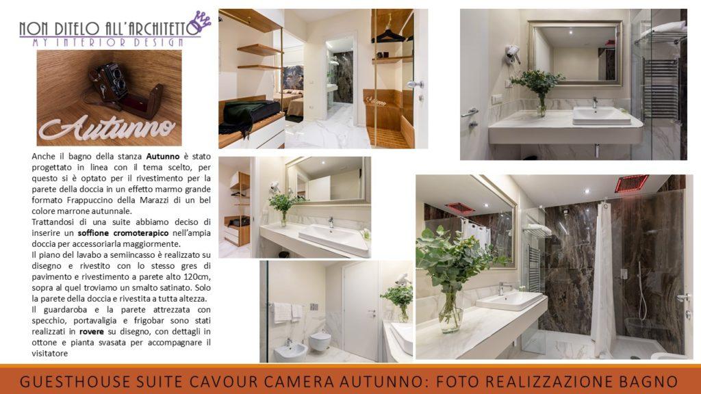 progettazione di interni della camera autunno