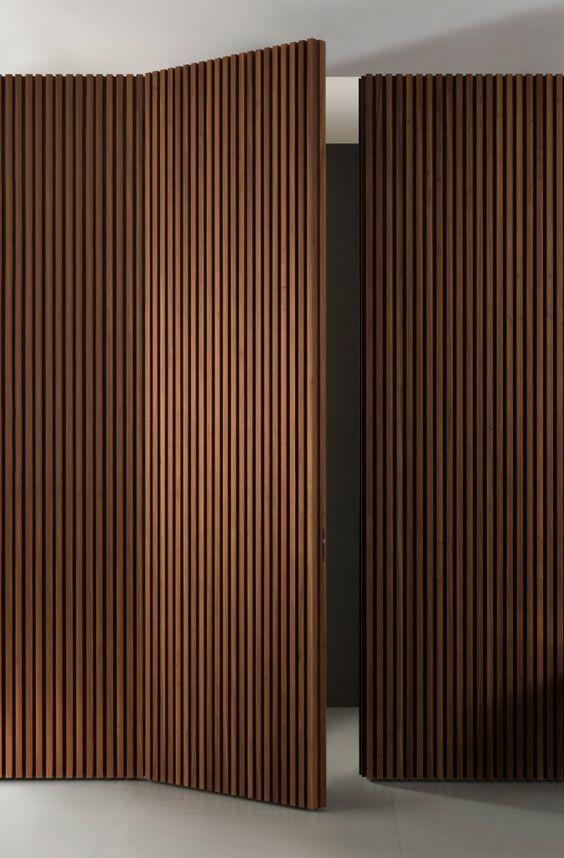 Arredare con la boiserie - image scomparsa-porte-sistema-doga-di-res-italia on http://www.designedoo.it