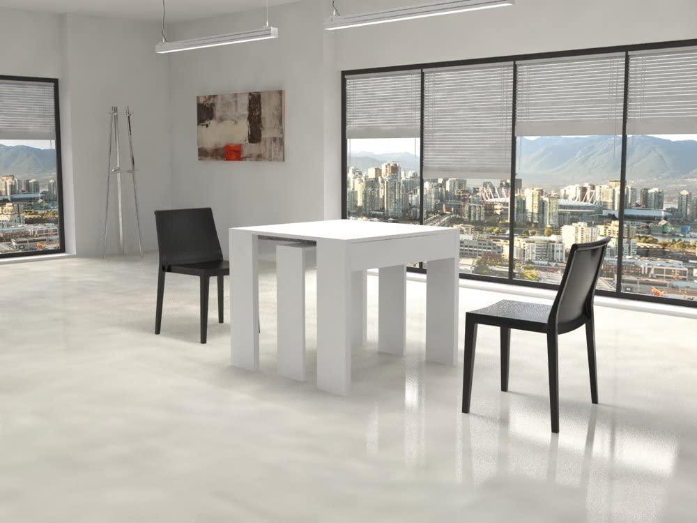 Amazon Ve Ca Italy Tavolo Consolle Allungabile Giove Fino A 290 Cm In Diverse Colorazioni Legno Arredo Cucina E Casa Design2 Architettura E Design A Roma