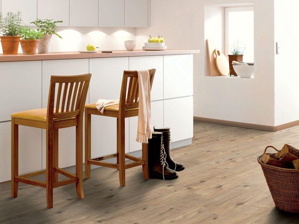effetto legno cucina