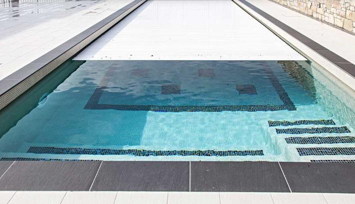 coperture per piscina a serranda