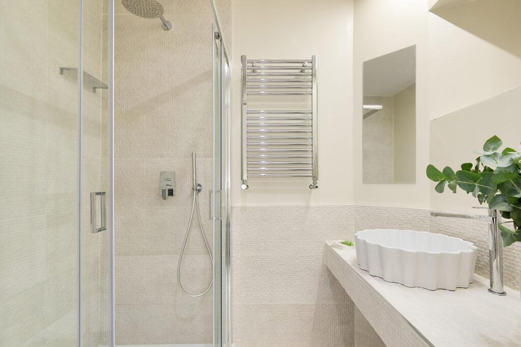 bagno camera inverno
