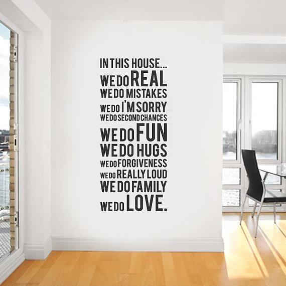 Passione decorazione: come gli adesivi murali possono donare carattere e personalità ad un ambiente - image adesivii-8534015180_fc0f9f386f_z on http://www.designedoo.it