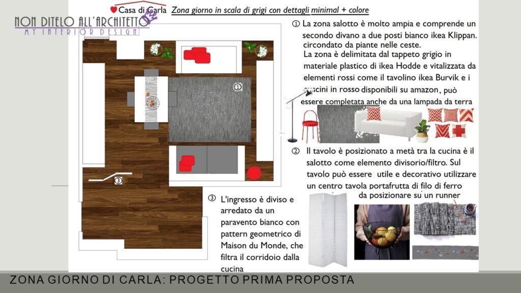 zona giorno 1 proposta