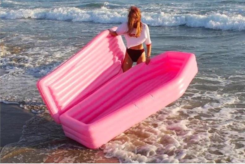attrezzatura per la spiaggia gonfiabili