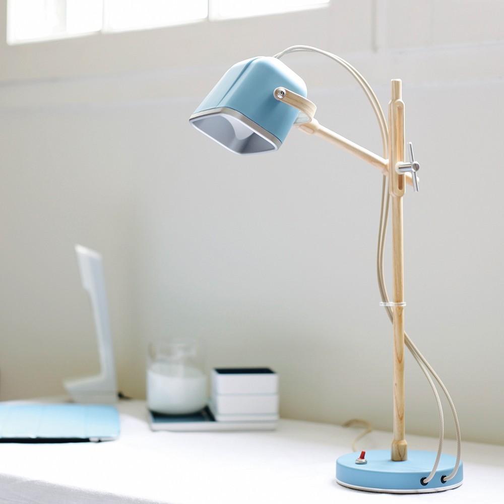 Lampade da tavolo: come scegliere il modello perfetto - image lampada-mob-wood-lampada-da-tavolo-swab-design on http://www.designedoo.it