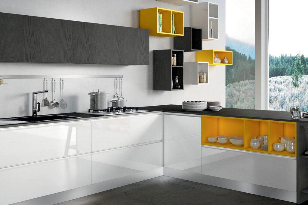 colore pantone in cucina
