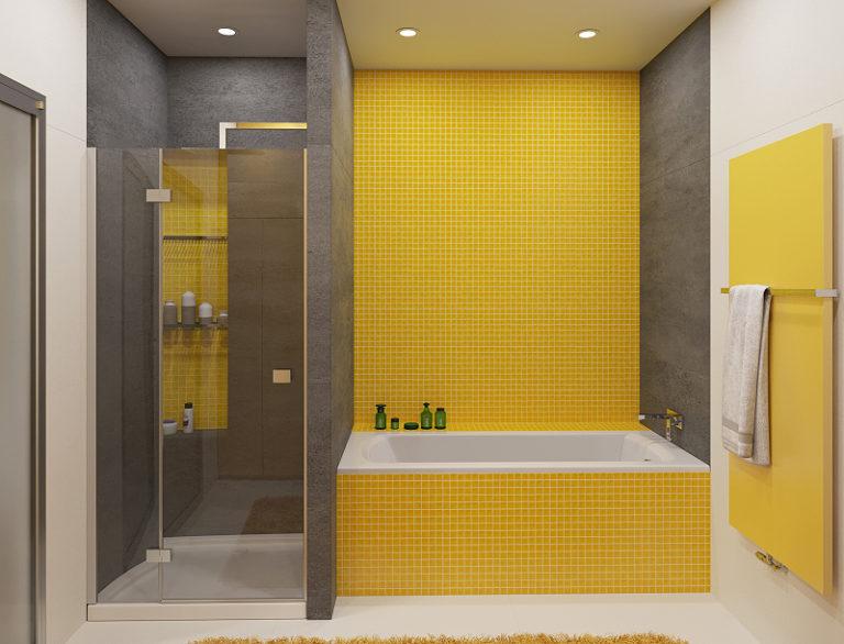 colore pantone in bagno