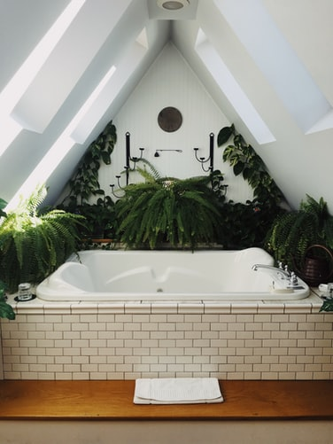 vasca da bagno idromassaggio