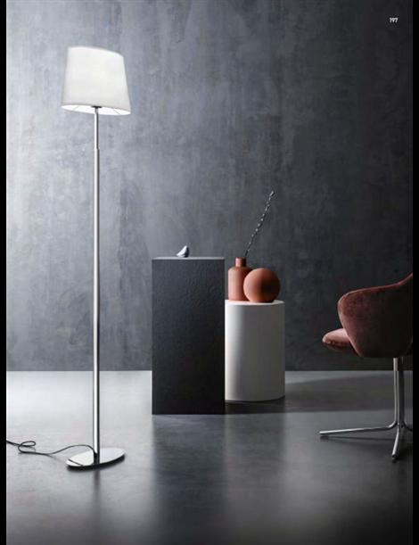 lampada da terra moderna