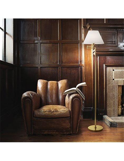 lampada da terra classica