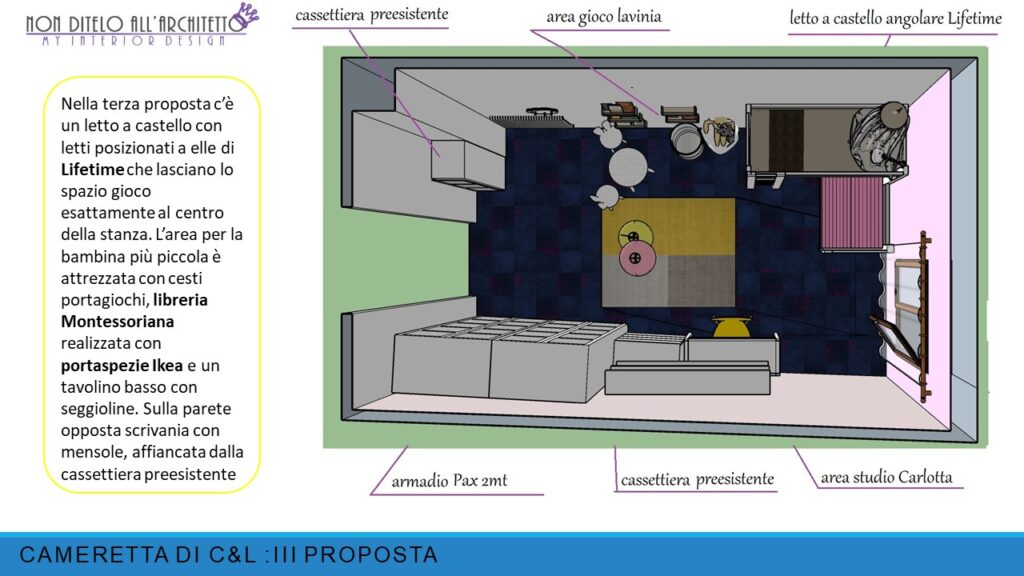 Progetto cameretta - image Diapositiva11-1-1024x576 on http://www.designedoo.it