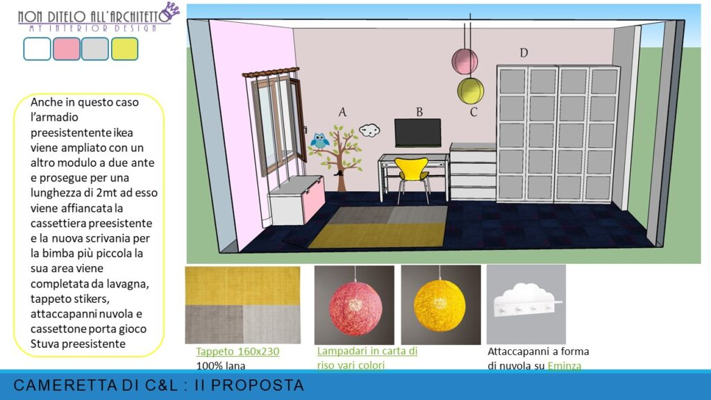 Progetto cameretta - image Diapositiva9-1024x576 on http://www.designedoo.it
