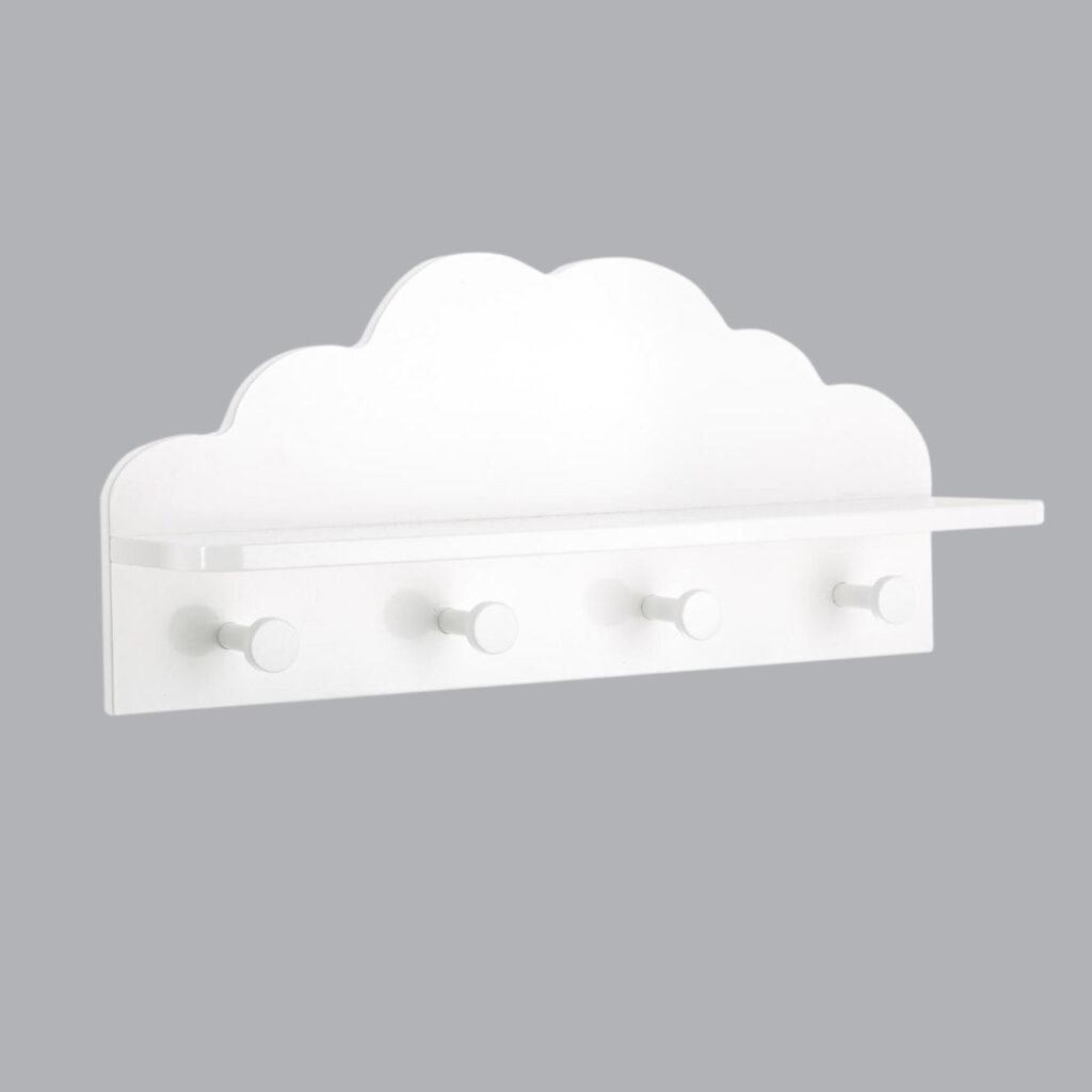 Progetto cameretta - image attaccapanni-nuage-bianco-1024x1024 on http://www.designedoo.it