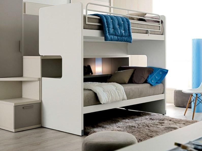 Progetto cameretta - image letto-a-castello-roy-scorrevole-doimo-cityline_N1_258938-1 on http://www.designedoo.it