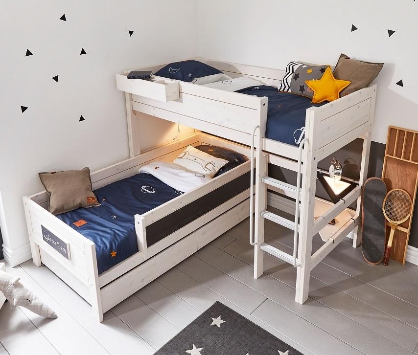 Progetto cameretta - image letto-castello-angolo-H.150 on http://www.designedoo.it