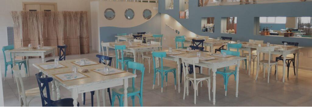 ristorante al mare
