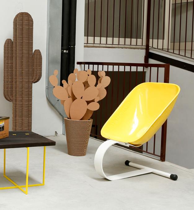 Arredamento di design e cantiere - image Carriola_MarioPagliaro_01 on http://www.designedoo.it