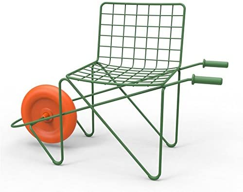 Arredamento di design e cantiere - image Magis-Me-Too-sedia-per-bambini-con-carriola-verde-chair-magis-design-Rogier-Martens on http://www.designedoo.it