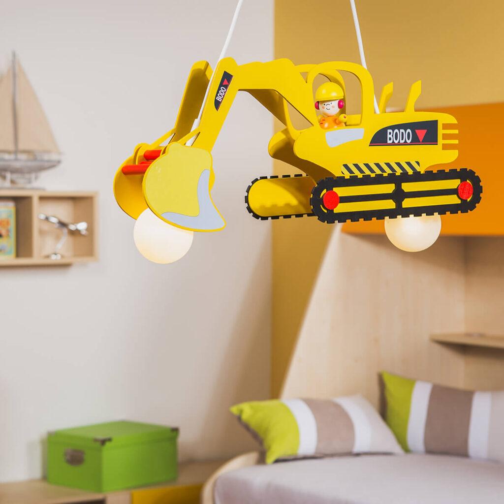 Arredamento di design e cantiere - image lampada-a-sospensione-bodo-a-forma-di-ruspa-1024x1024 on http://www.designedoo.it