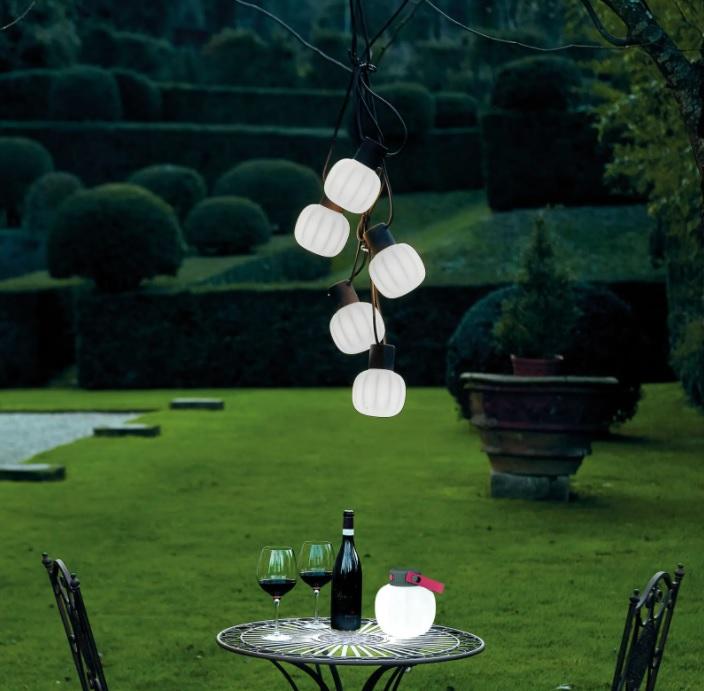 Sistemi di illuminazione esterna: lampade Martinelli Luce - image luce-Immagine on http://www.designedoo.it