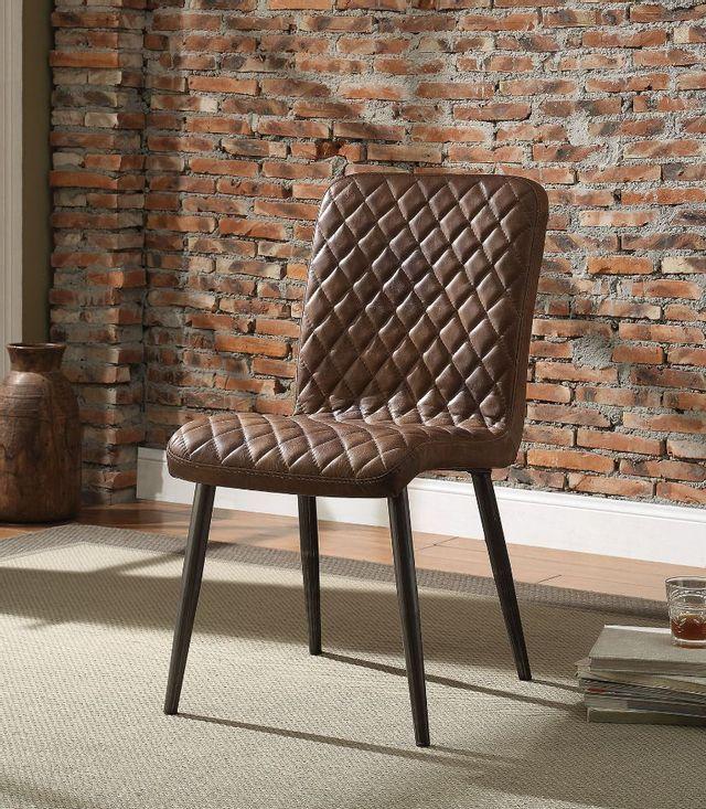 sedia cioccolato