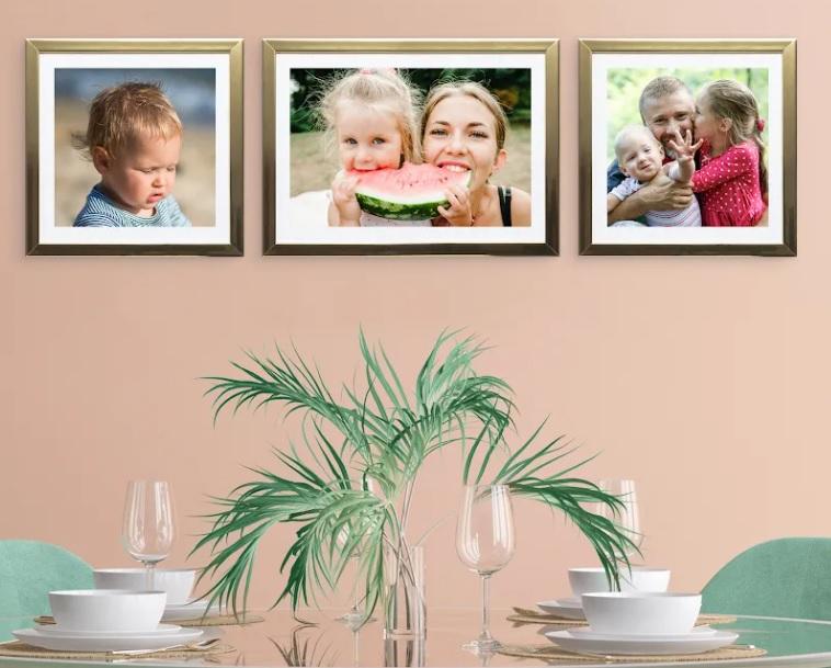 arredare casa con le fotografie