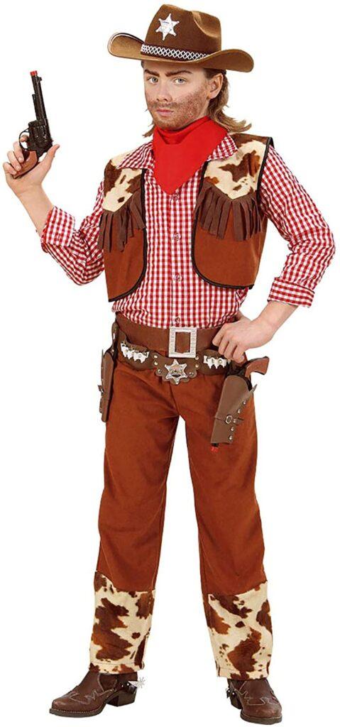 Design per bambini nel Museo dei diritti dell'infanzia - image amazon-WIDMANN-Cowboy-Camicia-Gilet-Pantaloni-Cintura-Bandana-Costumi-Completo-Bambino-567-479x1024 on http://www.designedoo.it