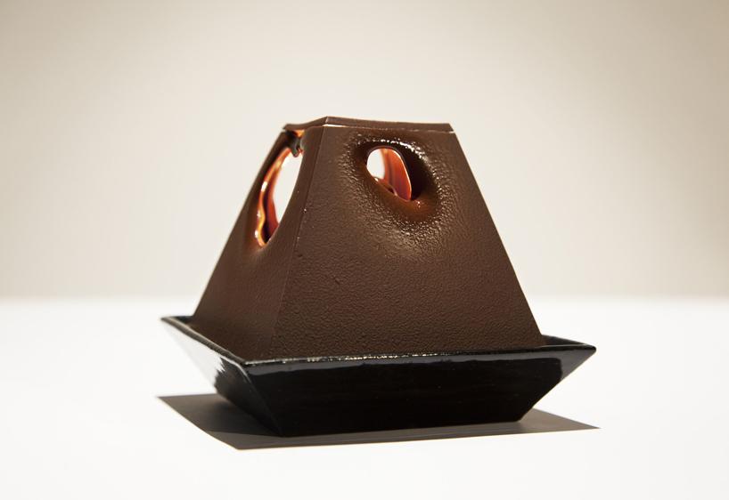 lampada cioccolato