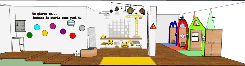 Design per bambini nel Museo dei diritti dell'infanzia - image prospetto-libera-espressione-cantiere-1024x276 on http://www.designedoo.it